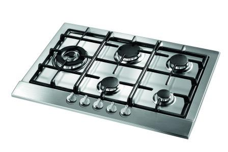 Cooktop electric downdraft 36