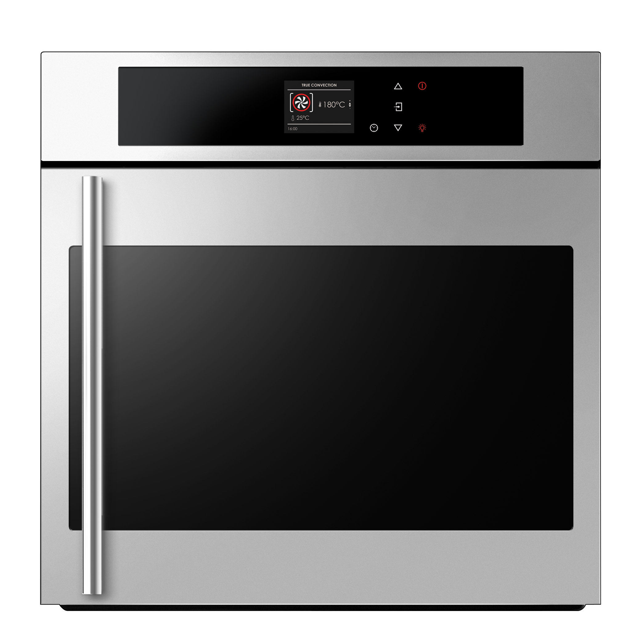 Built In Electronic Oven With Side Opening Door O52s